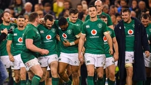 Ireland beat the All Blacks for the first time on Irish soil
