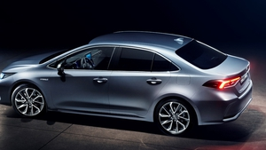 The Corolla is back. Ninety per cent of Irish sales are expected to be hybrid.