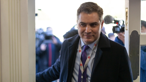 The White House Is Already Planning to Block Jim Acosta Again