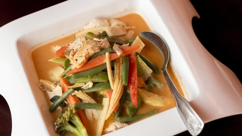 Coconut Chicken Curry With Baby Corn Today