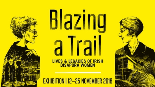 """Blazing A Trail: Lives and Legacies of Irish Diaspora Women"" at EPIC"
