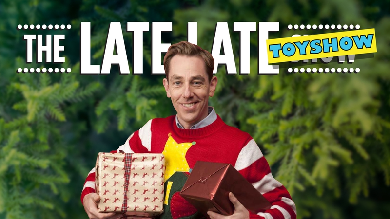 Sneak Peek: The Late Late Toy Show