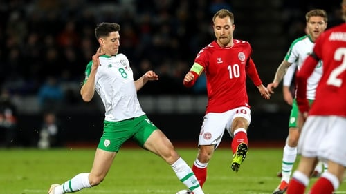 Denmark and Ireland will go head-to-head, once again, in the upcoming Euro 2020 qualifiers