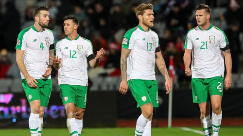 Ireland have just one win in their last 11 games