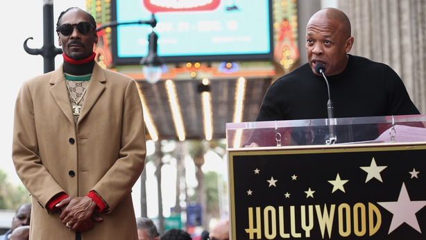 Snoop Dogg Thanks Himself In Hollywood Walk Of Fame Speech