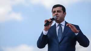 Selahattin Demirtas has been detained since 2016