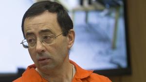 USA Gymnastics doctor Larry Nassar