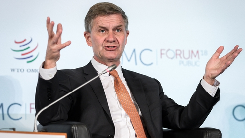 Erik Solheim had been at the helm of the Nairobi-based UN Environment Programme (UNEP) since June 2016