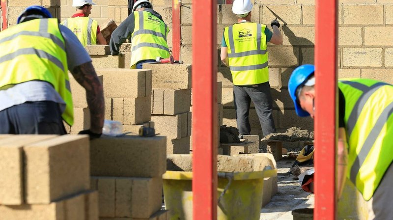 Construction activity growth eased in July - PMI