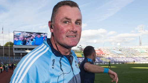 Mick Bohan will lead Dublin into the 2019 campaign