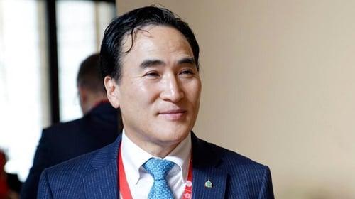 Interpol confirmed Kim Jong-yang as its new president