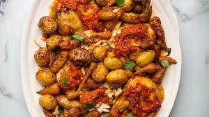 Piri Piri Roast Chicken