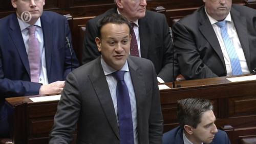 Leo Varadkar pledged to make changes to taxation