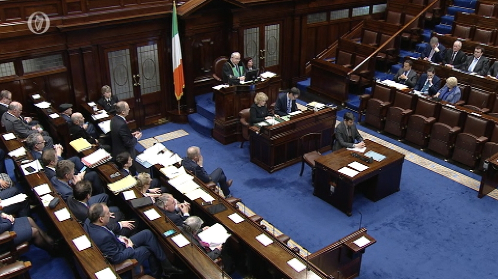 Irish 'FBI' to investigate white collar crime