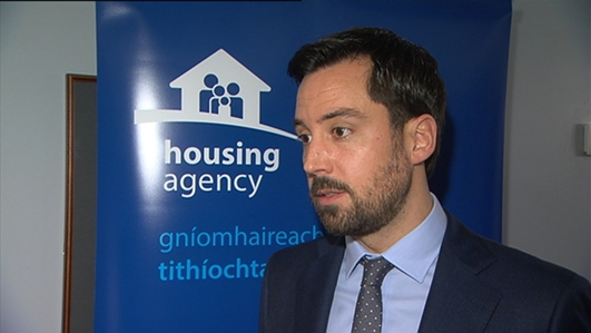 No Confidence Motion In Minister For Housing, Eoghan Murphy