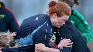 Juliet Short starts for Ireland
