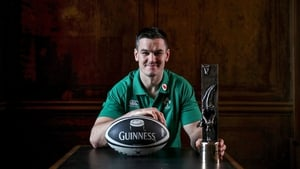 Johnny Sexton enjoyed a trophy-laden year for both Ireland and Leinster