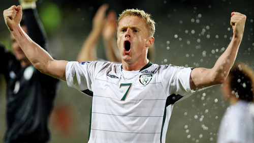 """Damien Duff: """"All you hear out of the rugby camp about Joe Schmidt is detail and organisation."""""""