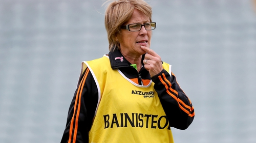 Ann Downey is set for a fourth season in a row, having previously managed Kilkenny from 2007-2011