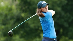 Leona Maguire maintained her good start