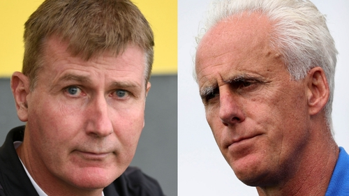 Stephen Kenny and Mick McCarthy are both set to meet with FAI officials