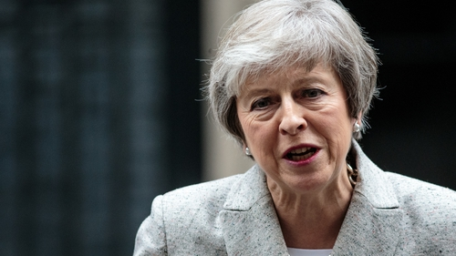 Theresa May said the draft Brexit deal was 'the right deal for the UK'