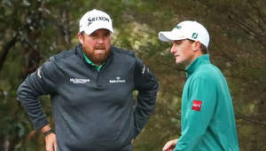 Both Shane Lowry and Paul Dunne found it tough going in round two