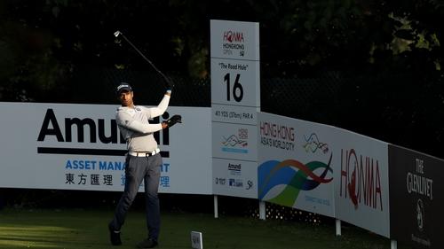 3 share lead in Hong Kong as European Tour begins