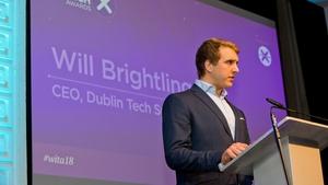 Will Brightling, CEO of Dublin Tech Summit
