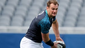 Rhys Ruddock won't feature against Italy