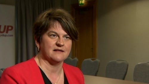 Arlene Foster says there is no evidence that the current Brexit deal will be passed by parliament
