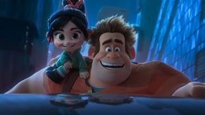 Sarah Silverman and John C Reilly are back as Vanellope and Ralph