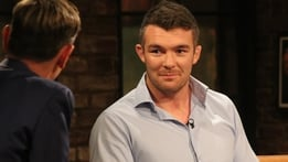 Peter O'Mahony | The Late Late Show