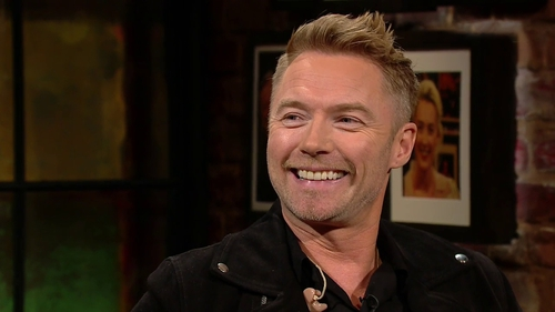 Ronan Keating - Apologised for any offence caused