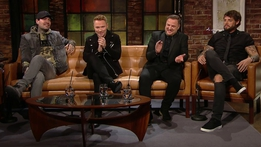 Boyzone | The Late Late Show