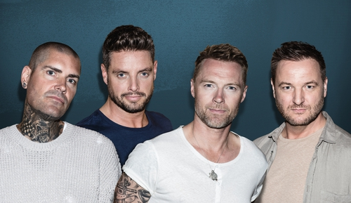 "Boyzone: ""It's the right time for us to hang up our dancing shoes."""
