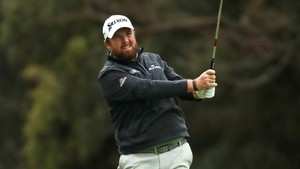 Shane Lowry and playing partner Paul Dunne are currently tied for eight