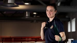 Kellie Harrington has received another award for her brilliant 2018