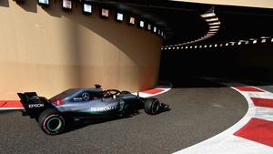 Lewis Hamilton has already won the driver championship