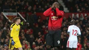 Romelu Lukaku disappointed in attack