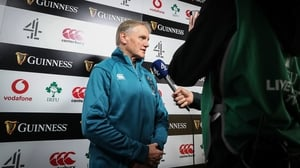 Joe Schmidt will make an announcement on his future on Monday