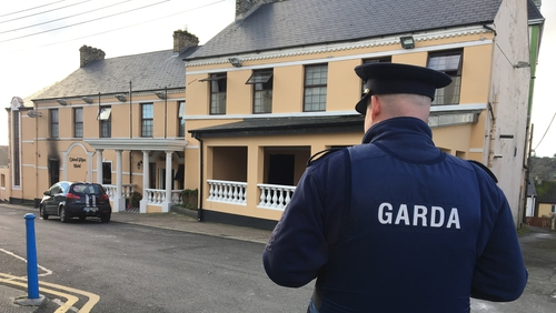 Gardaí in Buncrana are investigating the circumstances surrounding the fire