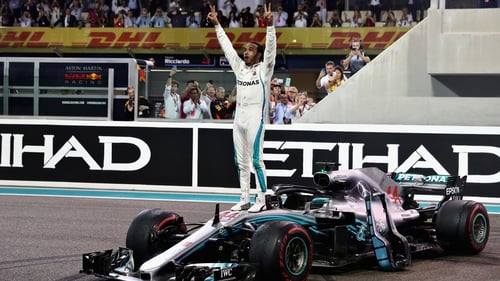 Abu Dhabi Grand Prix 2018 race report