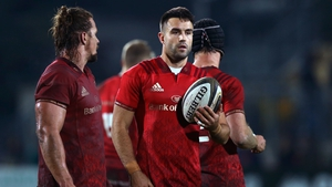 Conor Murray played for the last half an hour
