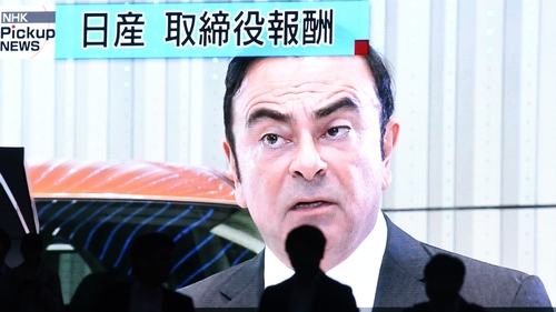 Sacked Ghosn denies financial misconduct allegations at Nissan