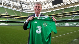 Stephen Kenny's first game in charge will be in March