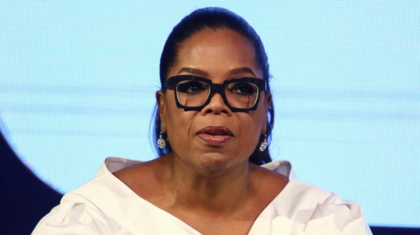 Oprah Winfrey (pictured in Johannesburg, South Africa in December 2016) - Mother Vernita Lee passed away on Thanksgiving