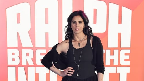 Sarah Silverman - Shared her own story with RTÉ Entertainment