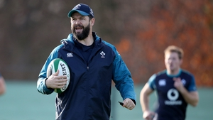 Farrell will take up the top role with Ireland when Schmidt departs after next year's World Cup