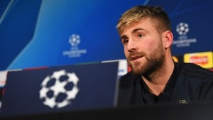 Luke Shaw speaking ahead of Manchester United's match against Young Boys